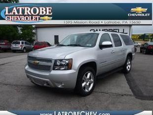2011 Chevrolet Suburban SUV for sale in Latrobe for $38,995 with 59,877 miles.