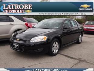 2011 Chevrolet Impala Sedan for sale in Latrobe for $13,995 with 59,381 miles.