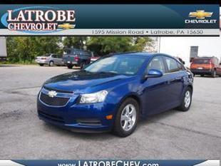 2012 Chevrolet Cruze Sedan for sale in Latrobe for $13,495 with 65,672 miles.