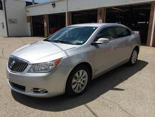 2013 Buick LaCrosse Sedan for sale in Latrobe for $28,455 with 15,080 miles.