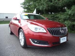 2014 Buick Regal Sedan for sale in Terre Haute for $22,985 with 28,639 miles.