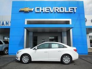 2011 Chevrolet Cruze Sedan for sale in Millersburg for $13,495 with 50,283 miles.