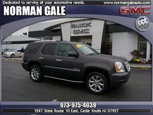 2011 GMC Yukon SUV for sale in Cedar Knolls for $38,000 with 34,246 miles.