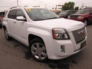 2013 GMC Terrain SUV for sale in Lewisburg for $36,978 with 528 miles.