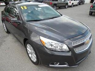 2013 Chevrolet Malibu Sedan for sale in Lewisburg for $19,978 with 28,672 miles.