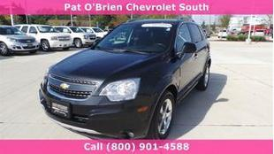 2014 Chevrolet Captiva Sport SUV for sale in Medina for $18,500 with 26,168 miles.