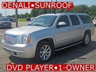 2012 GMC Yukon XL SUV for sale in Kewanee for $46,291 with 30,346 miles.