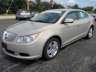 2011 Buick LaCrosse Sedan for sale in Kewanee for $15,991 with 29,251 miles.
