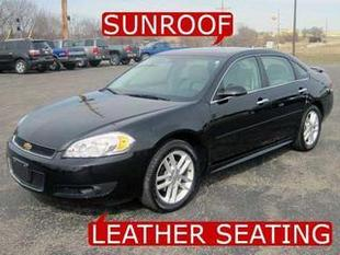2014 Chevrolet Impala Limited Sedan for sale in Kewanee for $18,511 with 24,580 miles.