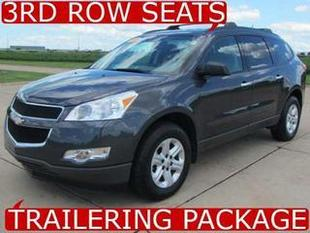 2012 Chevrolet Traverse SUV for sale in Kewanee for $22,396 with 20,115 miles.