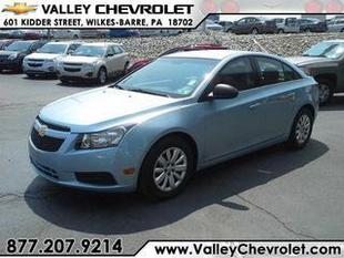 2011 Chevrolet Cruze Sedan for sale in Wilkes Barre for $12,927 with 24,972 miles.