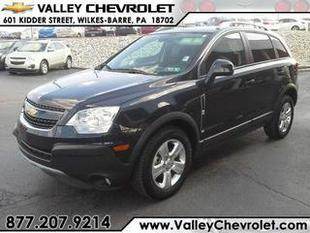 2014 Chevrolet Captiva Sport SUV for sale in Wilkes Barre for $19,549 with 15,581 miles.