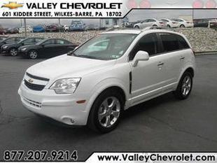 2014 Chevrolet Captiva Sport SUV for sale in Wilkes Barre for $21,985 with 14,662 miles.