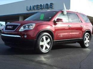 2010 GMC Acadia SUV for sale in Warsaw for $23,990 with 53,118 miles.