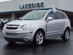2014 Chevrolet Captiva Sport SUV for sale in Warsaw for $19,990 with 11,673 miles.