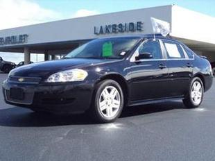 2012 Chevrolet Impala Sedan for sale in Warsaw for $13,990 with 46,604 miles.