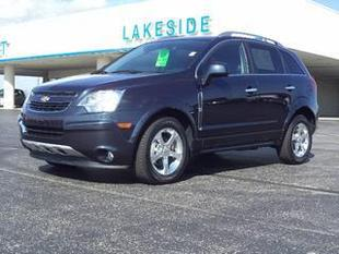 2014 Chevrolet Captiva Sport SUV for sale in Warsaw for $20,990 with 10,075 miles.