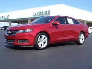 2014 Chevrolet Impala Sedan for sale in Warsaw for $22,990 with 12,665 miles.