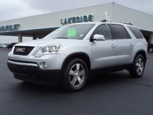 2011 GMC Acadia SUV for sale in Warsaw for $24,990 with 49,221 miles.
