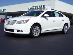 2012 Buick LaCrosse Sedan for sale in Warsaw for $19,990 with 30,323 miles.