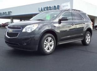 2014 Chevrolet Equinox SUV for sale in Warsaw for $24,990 with 10,495 miles.