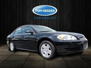 2014 Chevrolet Impala Limited Sedan for sale in Scranton for $20,995 with 15,855 miles.