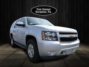 2014 Chevrolet Tahoe SUV for sale in Scranton for $43,995 with 14,886 miles.