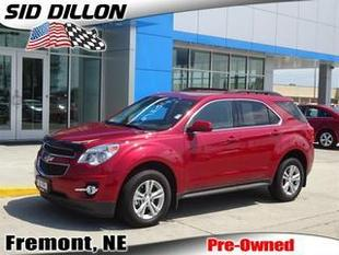 2013 Chevrolet Equinox SUV for sale in Fremont for $26,595 with 14,195 miles.