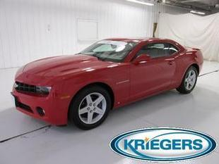 2010 Chevrolet Camaro Coupe for sale in Muscatine for $20,990 with 39,145 miles.