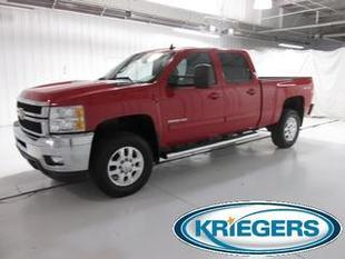 2011 Chevrolet Silverado 2500 Crew Cab Pickup for sale in Muscatine for $35,875 with 51,084 miles.