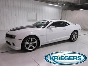 2010 Chevrolet Camaro Coupe for sale in Muscatine for $25,980 with 26,799 miles.