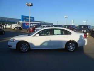 2010 Chevrolet Impala Sedan for sale in Norfolk for $13,480 with 44,600 miles.