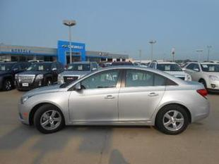 2014 Chevrolet Cruze Sedan for sale in Norfolk for $15,450 with 24,063 miles.