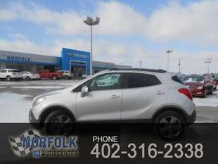 2014 Buick Encore SUV for sale in Norfolk for $24,480 with 18,001 miles.