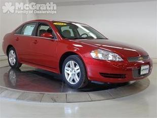 2014 Chevrolet Impala Limited Sedan for sale in Cedar Rapids for $22,883 with 11,651 miles.