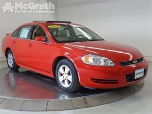 2009 Chevrolet Impala Sedan for sale in Cedar Rapids for $16,998 with 63,651 miles.