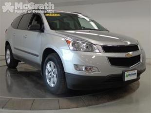 2012 Chevrolet Traverse SUV for sale in Cedar Rapids for $23,998 with 38,048 miles.