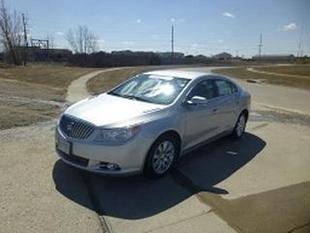 2013 Buick LaCrosse Sedan for sale in Marshalltown for $26,695 with 19,005 miles.