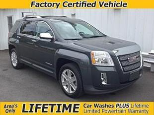 2010 GMC Terrain SUV for sale in Albany for $23,941 with 41,947 miles.