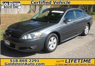 2010 Chevrolet Impala Sedan for sale in Albany for $15,939 with 39,090 miles.