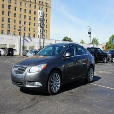 2011 Buick Regal Sedan for sale in Detroit for $16,995 with 17,760 miles.