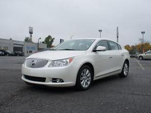 2012 Buick LaCrosse Sedan for sale in Detroit for $19,488 with 29,559 miles.
