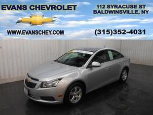 2011 Chevrolet Cruze Sedan for sale in Baldwinsville for $12,495 with 46,461 miles.