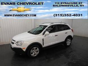 2014 Chevrolet Captiva Sport SUV for sale in Baldwinsville for $18,495 with 21,762 miles.