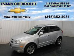 2014 Chevrolet Captiva Sport SUV for sale in Baldwinsville for $19,495 with 21,948 miles.
