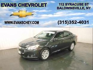 2014 Chevrolet Malibu Sedan for sale in Baldwinsville for $19,495 with 21,514 miles.