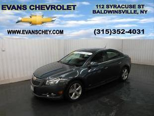 2013 Chevrolet Cruze Sedan for sale in Baldwinsville for $16,495 with 28,078 miles.