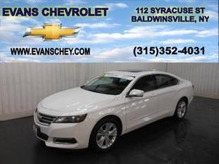 2014 Chevrolet Impala Sedan for sale in Baldwinsville for $24,995 with 13,248 miles.