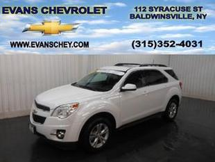 2013 Chevrolet Equinox SUV for sale in Baldwinsville for $23,995 with 34,020 miles.