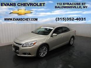 2014 Chevrolet Malibu Sedan for sale in Baldwinsville for $19,995 with 18,023 miles.